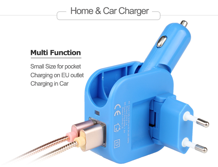 Home & Charger
