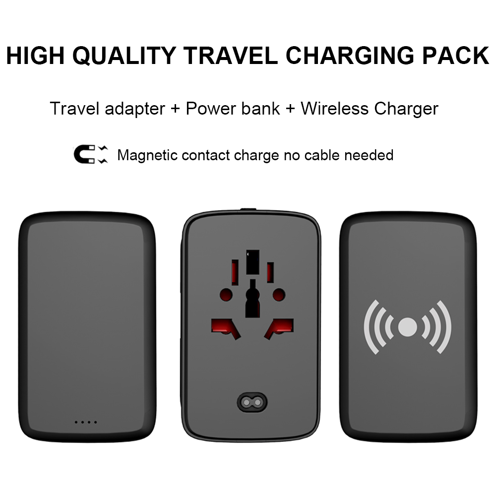 High Quality Travel Charging Pack
